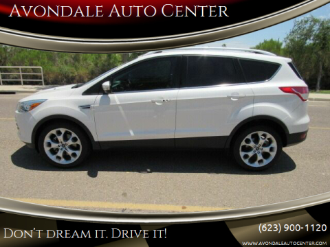 2014 Ford Escape for sale at Avondale Auto Center in Avondale AZ