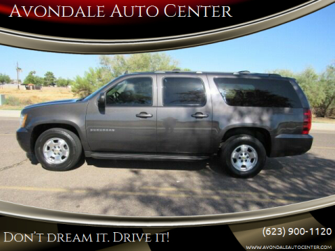 2010 Chevrolet Suburban for sale at Avondale Auto Center in Avondale AZ