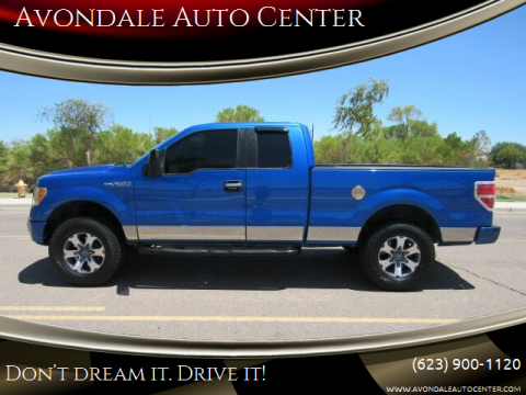 2013 Ford F-150 for sale at Avondale Auto Center in Avondale AZ