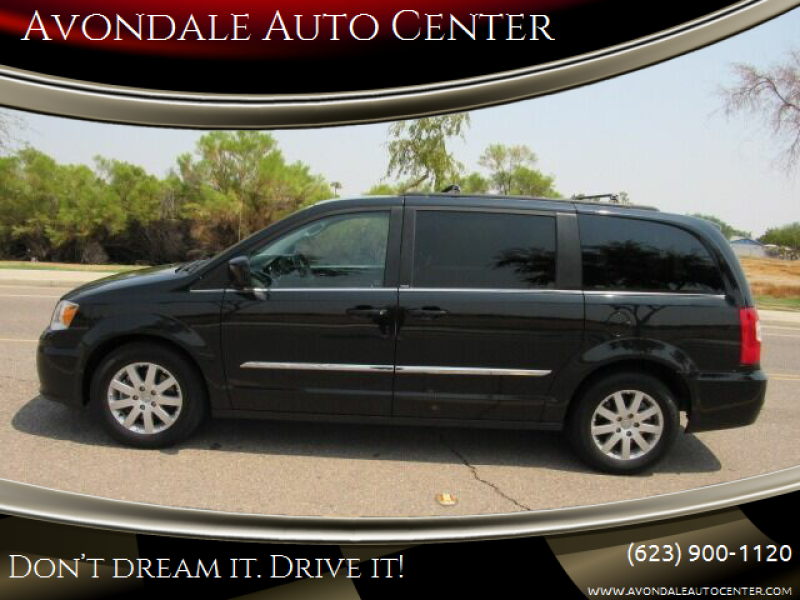 2014 Chrysler Town and Country for sale at Avondale Auto Center in Avondale AZ
