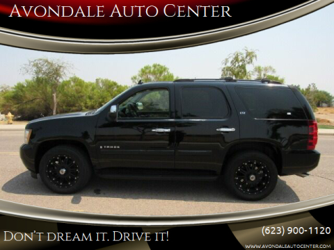 2007 Chevrolet Tahoe for sale at Avondale Auto Center in Avondale AZ