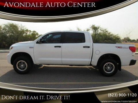 2013 Toyota Tundra for sale at Avondale Auto Center in Avondale AZ