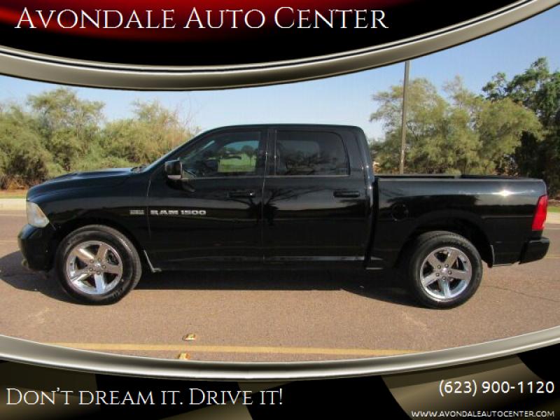 2012 RAM Ram Pickup 1500 for sale at Avondale Auto Center in Avondale AZ