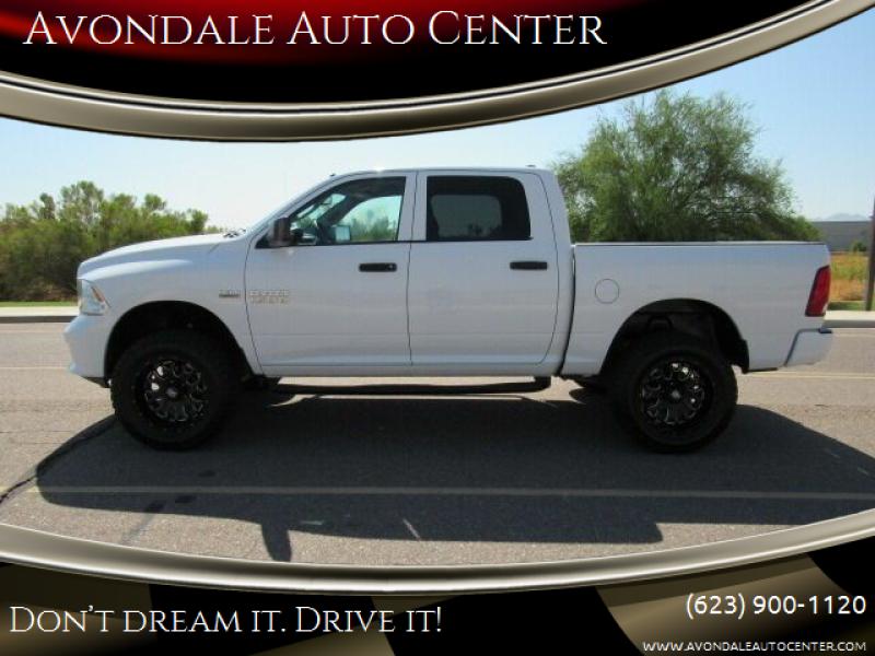 2014 RAM Ram Pickup 1500 for sale at Avondale Auto Center in Avondale AZ