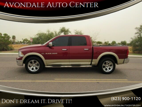 2011 RAM Ram Pickup 1500 for sale at Avondale Auto Center in Avondale AZ