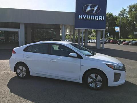 2017 Hyundai Ioniq Hybrid for sale in Somerset, KY