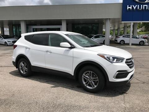 2018 Hyundai Santa Fe Sport for sale in Somerset, KY