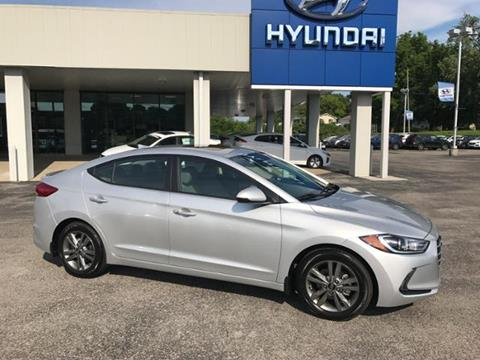 2018 Hyundai Elantra for sale in Somerset, KY
