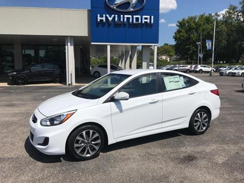2017 Hyundai Accent for sale in Somerset, KY