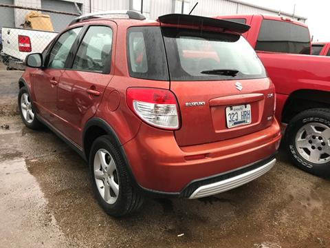 2008 Suzuki SX4 Crossover for sale in Somerset, KY