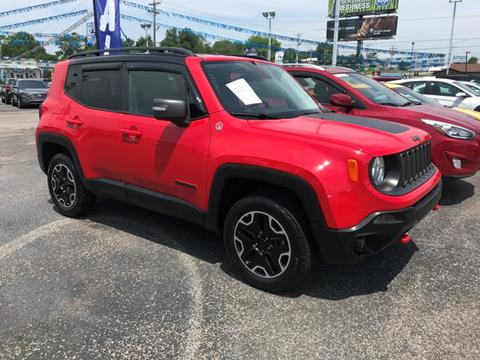 2017 Jeep Renegade for sale in Somerset, KY