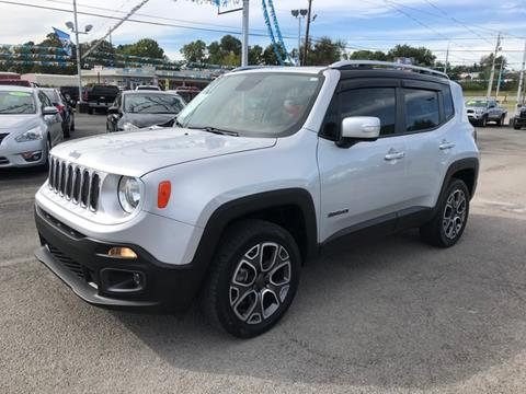 2015 Jeep Renegade for sale in Somerset, KY