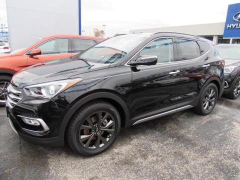 2017 Hyundai Santa Fe Sport for sale in Somerset, KY