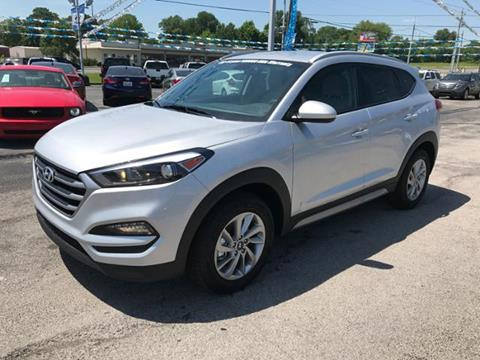 2017 Hyundai Tucson for sale in Somerset, KY