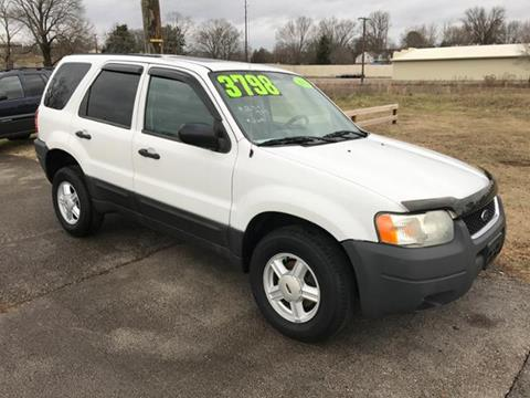 2003 Ford Escape for sale in Somerset, KY