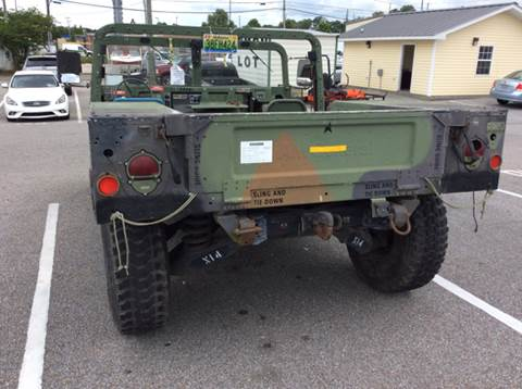 1989 AM General Hummer for sale in Dothan, AL