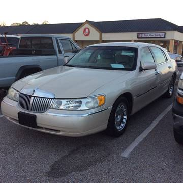 Lincoln Town Car For Sale In Alabama Carsforsale Com
