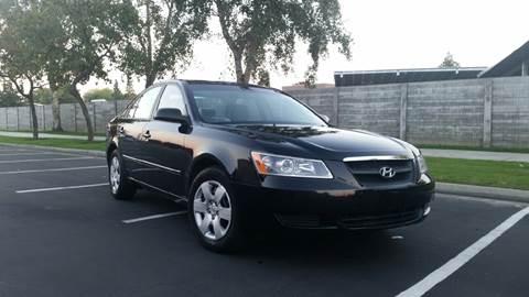 2007 Hyundai Sonata for sale in Fresno, CA