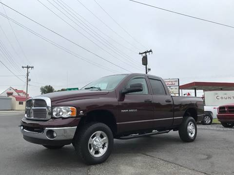 2004 Dodge Ram Pickup 2500 for sale in Stokesdale, NC