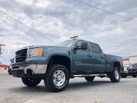 2010 GMC Sierra 2500HD for sale in Stokesdale, NC