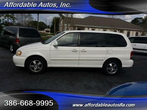 2005 Kia Sedona for sale in Debary, FL
