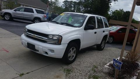 2005 Chevrolet TrailBlazer for sale in Debary FL