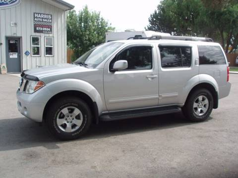 2007 Nissan Pathfinder for sale in Meridian, ID