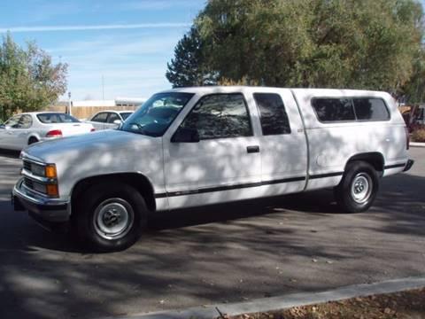1995 Chevrolet C/K 2500 Series for sale in Meridian, ID