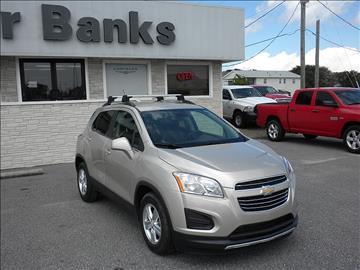 2016 Chevrolet Trax for sale in Kill Devil Hills, NC