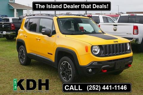 2016 Jeep Renegade for sale in Kill Devil Hills, NC