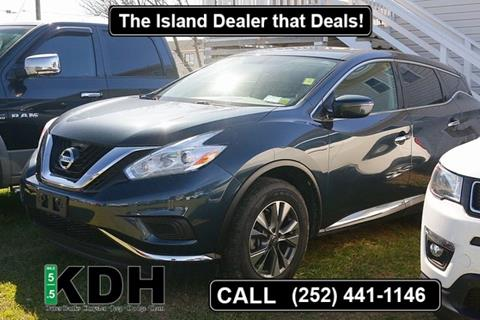 2016 Nissan Murano for sale in Kill Devil Hills, NC