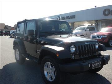 2014 Jeep Wrangler for sale in Kill Devil Hills, NC