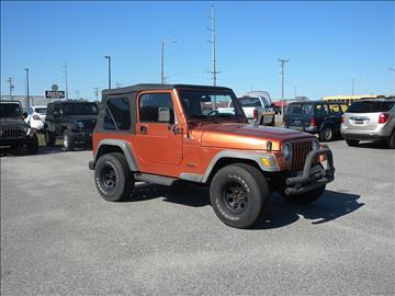 2000 Jeep Wrangler for sale in Kill Devil Hills, NC