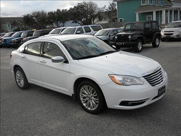 2011 Chrysler 200 for sale in Kill Devil Hills, NC