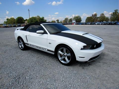 2010 Ford Mustang for sale in Sikeston, MO