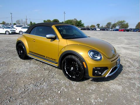 2017 Volkswagen Beetle for sale in Sikeston, MO