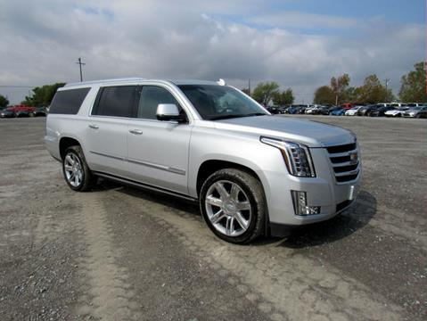 2015 Cadillac Escalade ESV for sale in Sikeston, MO