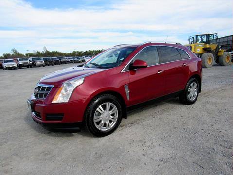 2012 Cadillac SRX for sale in Sikeston, MO