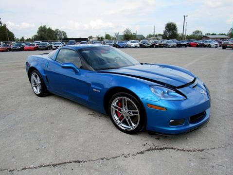 2008 Corvette For Sale >> 2008 Chevrolet Corvette For Sale Carsforsale Com