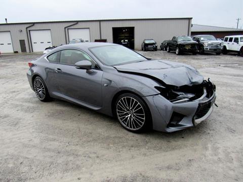 2015 Lexus Rc F For Sale In Beloit Ks Carsforsale