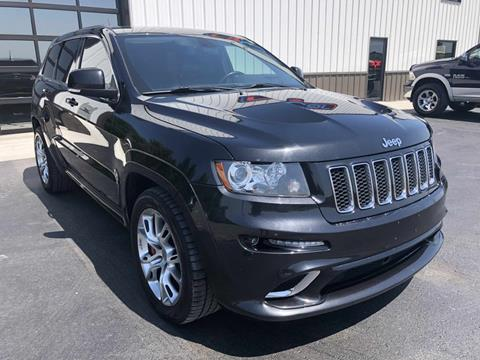 2012 Jeep Grand Cherokee for sale in Sikeston, MO