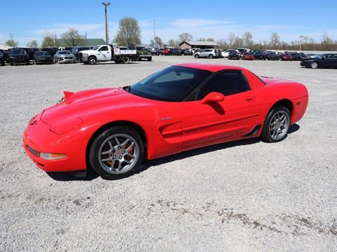 2001 Chevrolet Corvette for sale in Sikeston, MO
