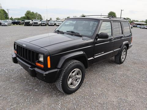 1999 Jeep Cherokee for sale in Sikeston, MO