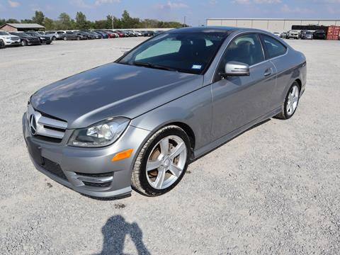 2013 Mercedes-Benz C-Class for sale in Sikeston, MO