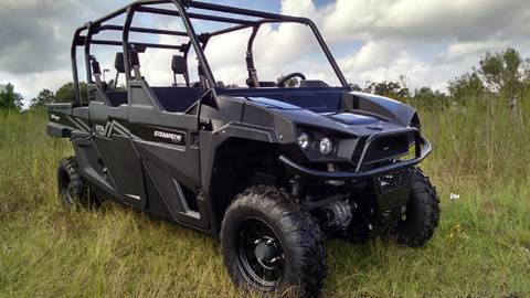 2017 Bad Boy Stampede XTR (4 Seater)