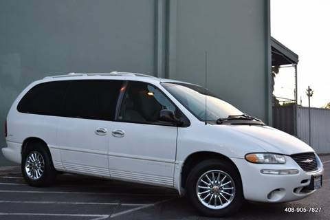 1999 Chrysler Town and Country for sale in Santa Clara, CA