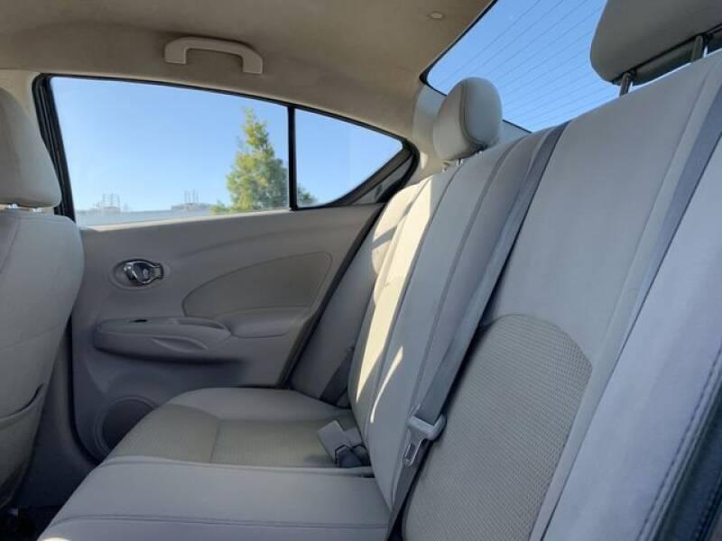 2016 Nissan Versa 1.6 S 4dr Sedan 4A - Santa Clara CA