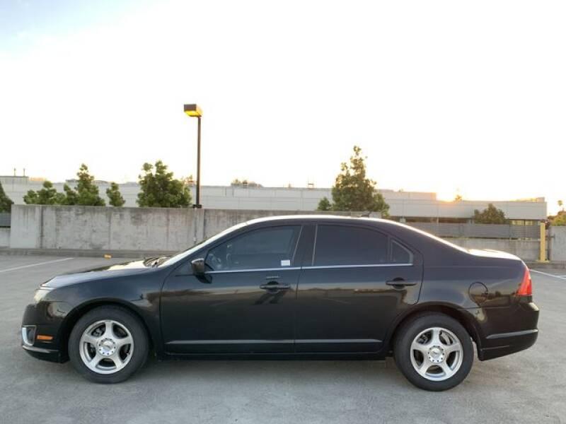 2012 Ford Fusion SEL 4dr Sedan - Santa Clara CA