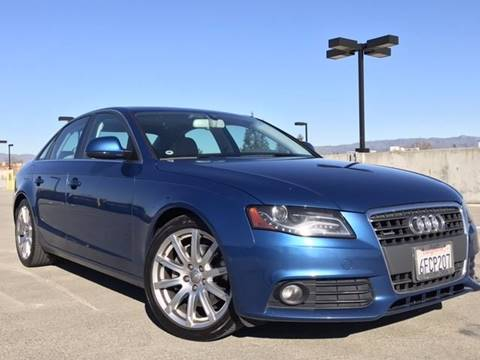 2009 Audi A4 for sale in Santa Clara, CA