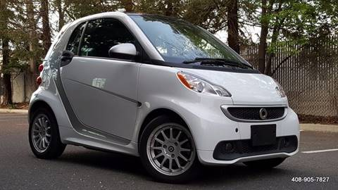 2013 Smart fortwo for sale in San Jose, CA